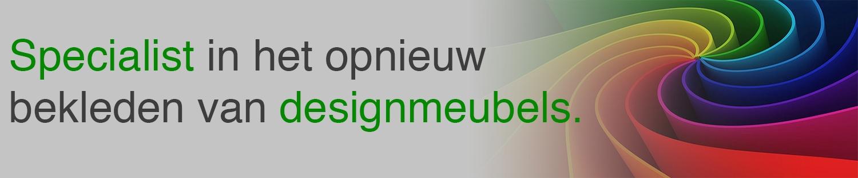 Meubelstoffeerderij Designbekleding Amersfoort   Voor het opnieuw bekleden van al uw meubels!